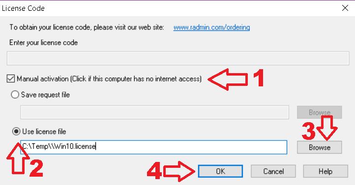 Free Download Radmin Server 3.5 License Code